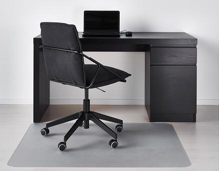 Malm desk black brown dream home desk ikea and