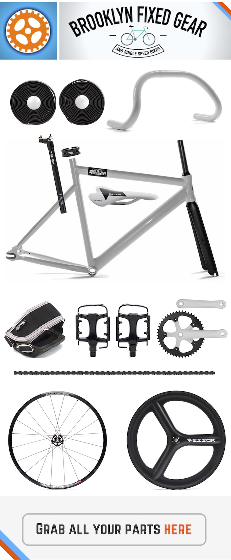Build Your Own Build Your Own Bike Single Speed Bike