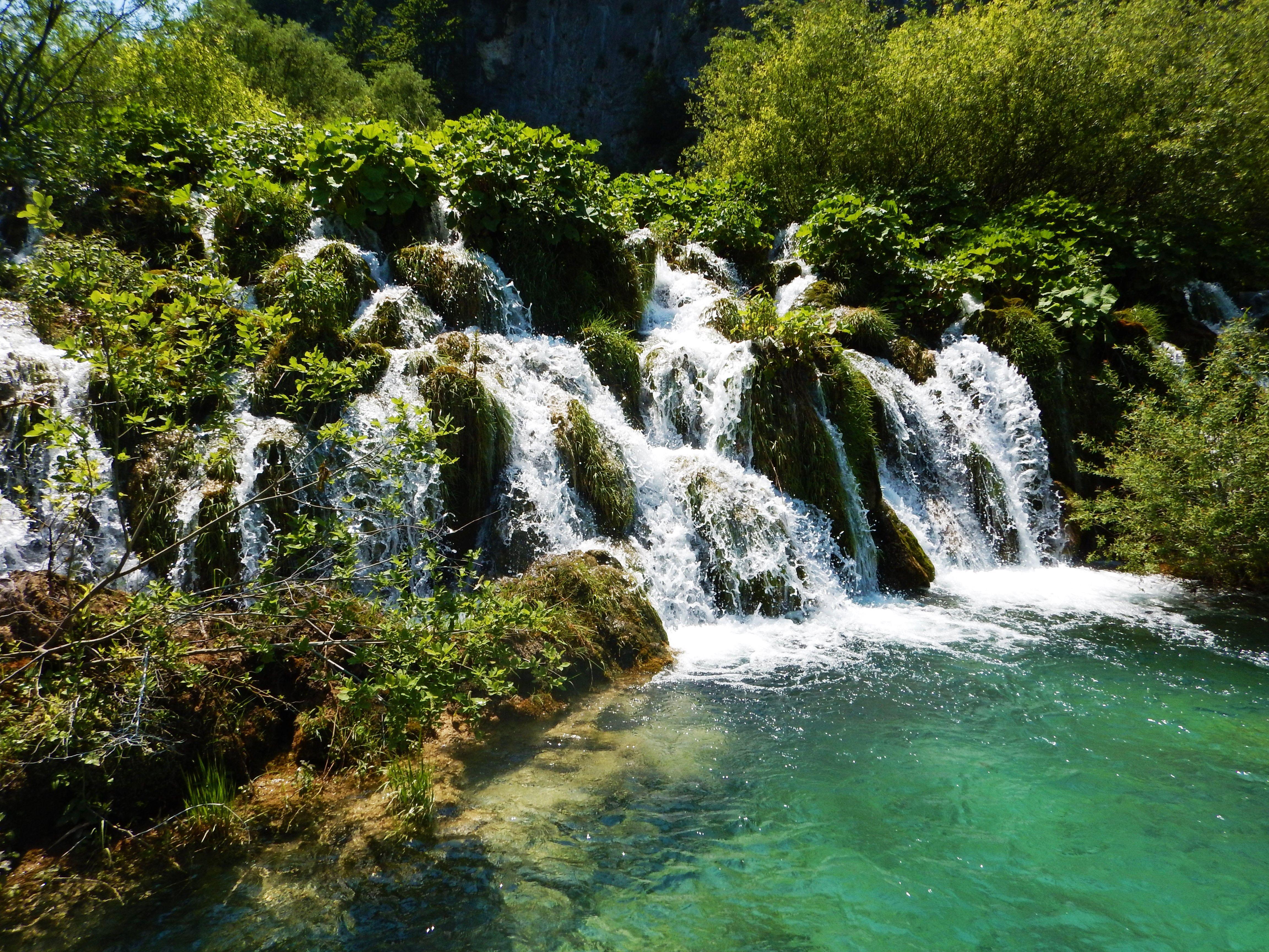Plitvice Lakes National Park, Zagreb, Croatia Plitvice