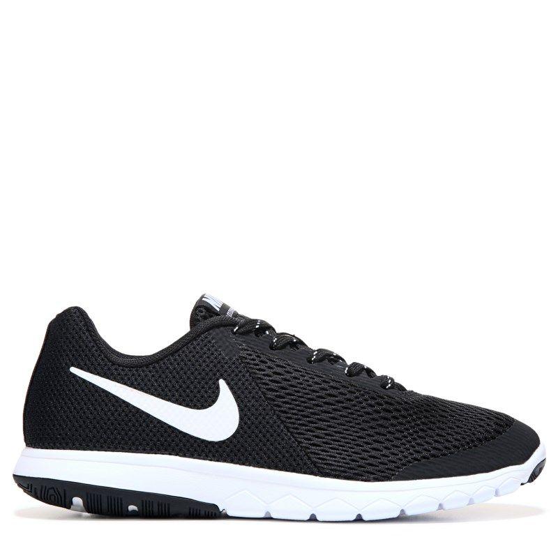 Nike Women's Flex Experience RN 5 Running Shoes (Black White) - 11.0 M