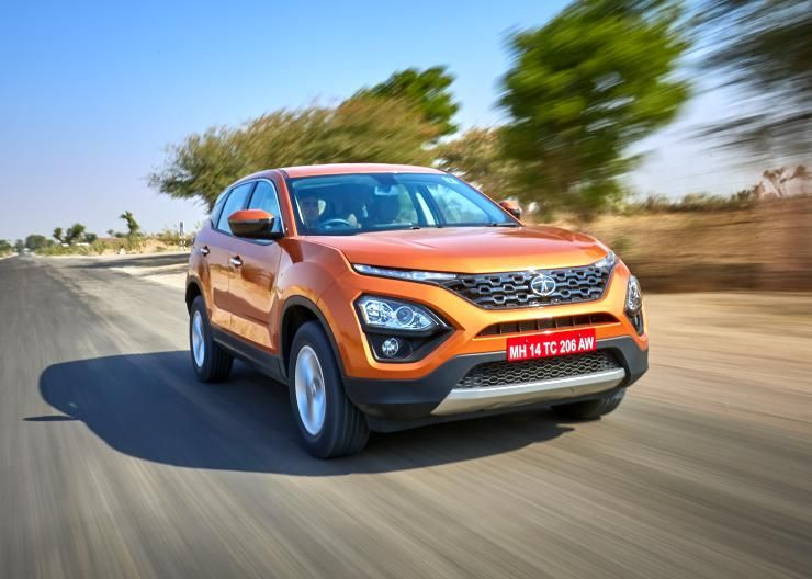 Tata Harrier Exteriors Interiors Features Specifications Fully Revealed Ahead Of Launch Harrier
