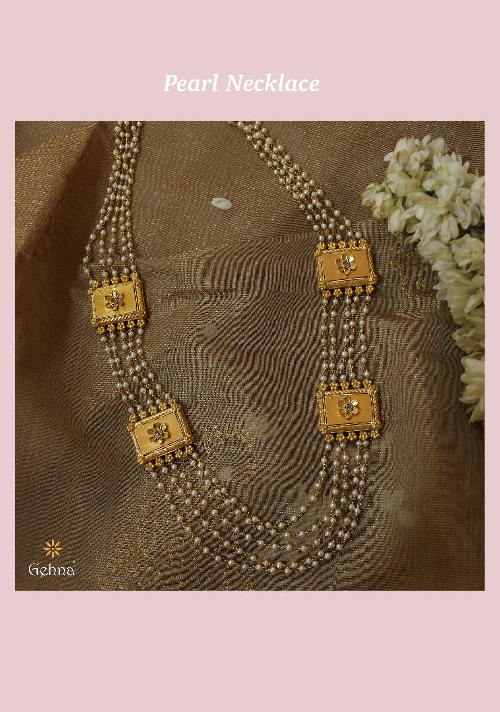 Pearl necklace jewels pinterest jewelry jewels and handmade