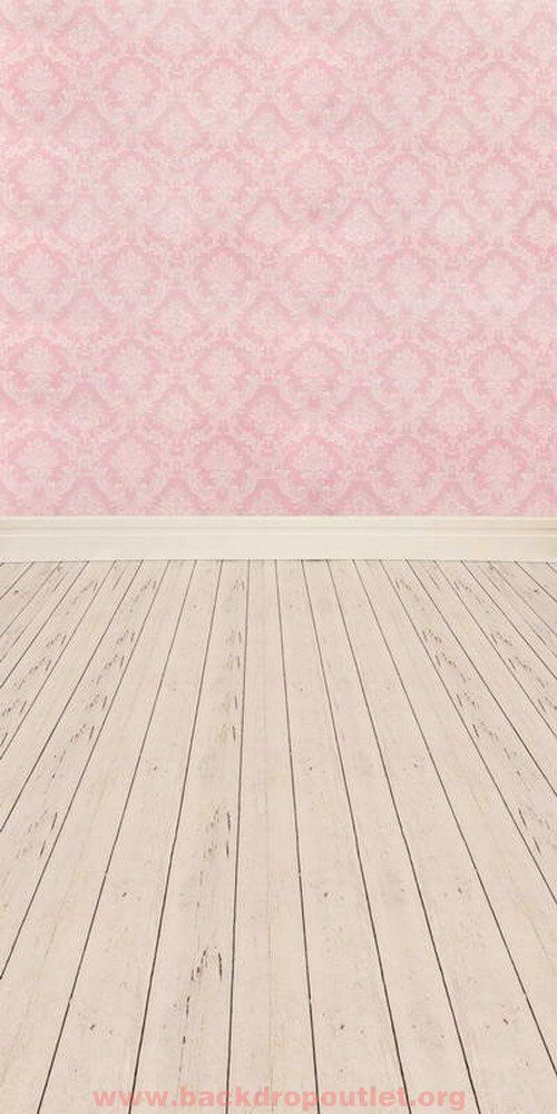 photography backgrounds digital printing wooden floor pink flowers