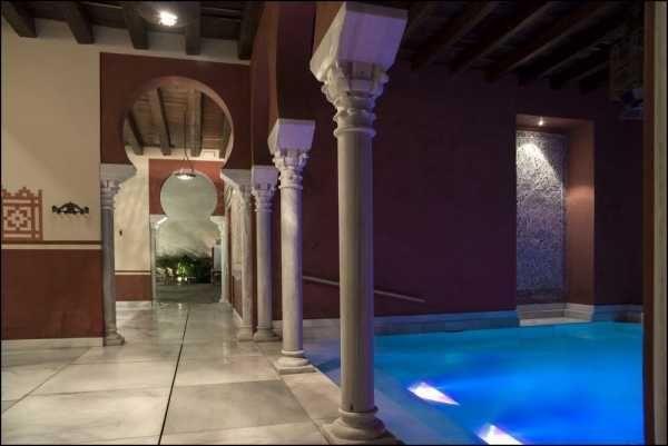 Spa hospederia ba os arabes turismo en espa a en 2019 pinterest spring spa hot springs y spa - Banos turcos cordoba ...