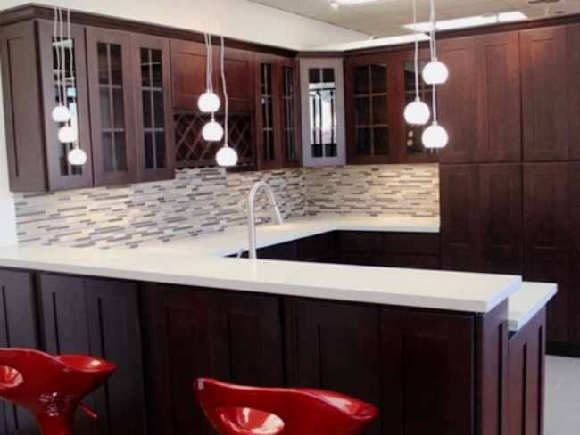 Cabinets Installation For Home Depot Espresso Kitchen Cabinets Espresso Kitchen Finish Kitchen Cabinets