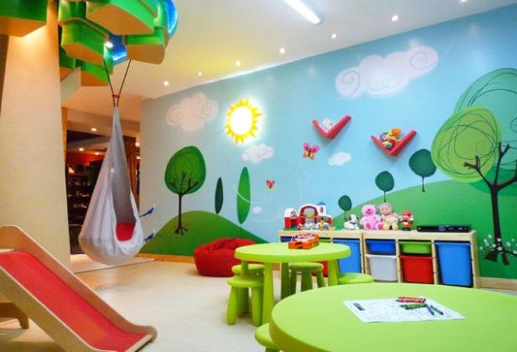 Playroom Paint Ideas