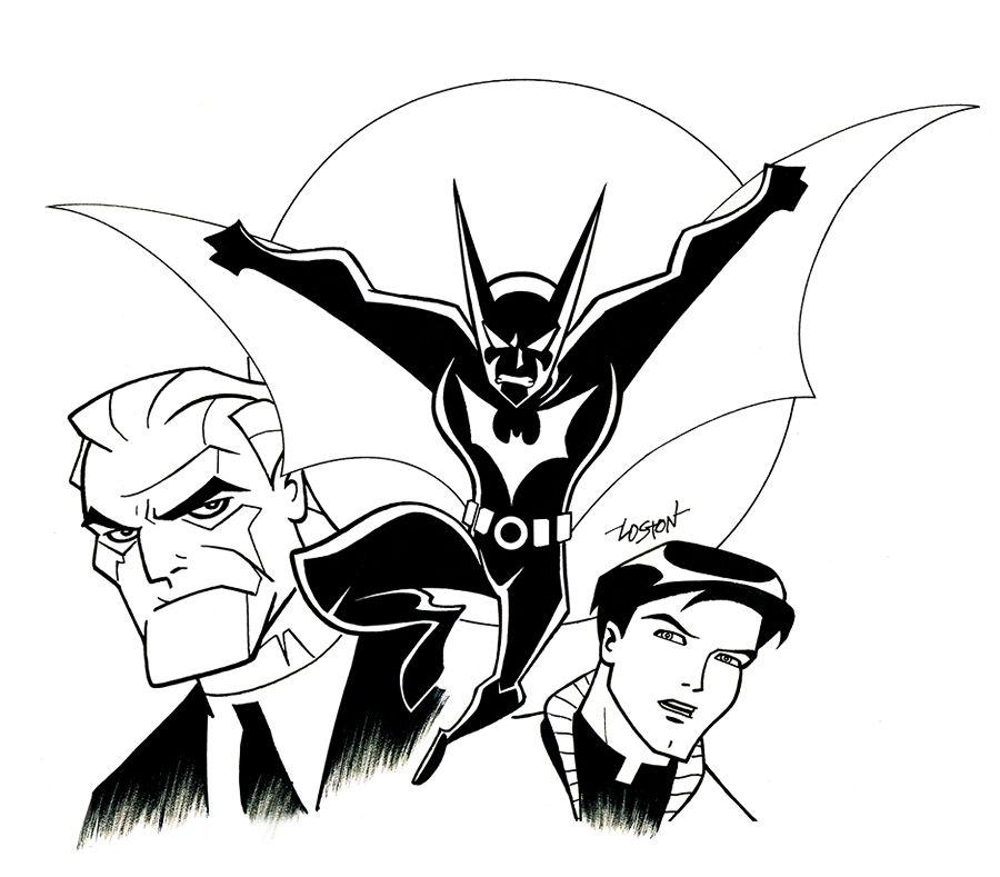 Batman Beyond by *LostonWallace on deviantART | Dr Who/ Geekdom ...