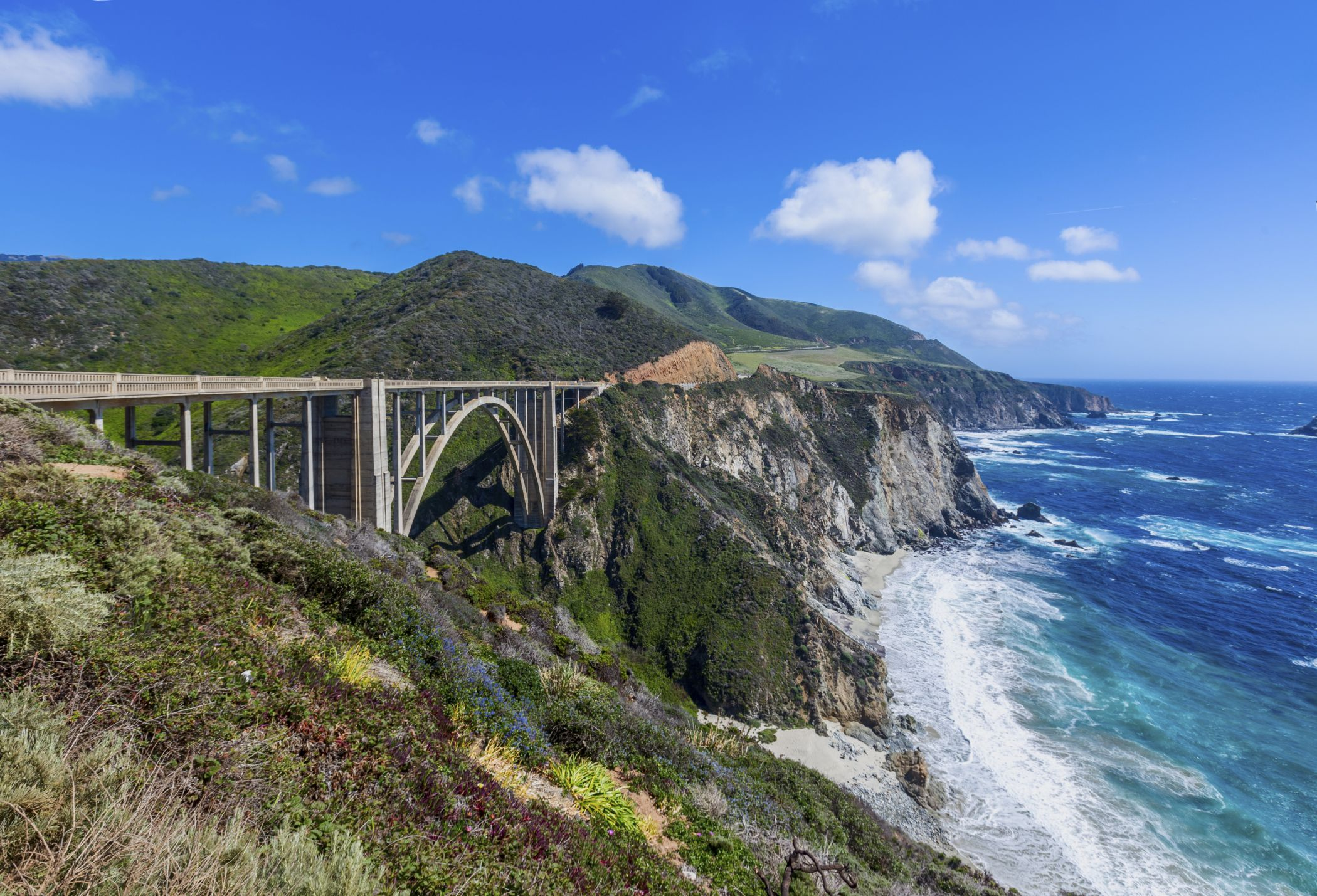 Top 10 Most Beautiful Drives In The United States Beautiful