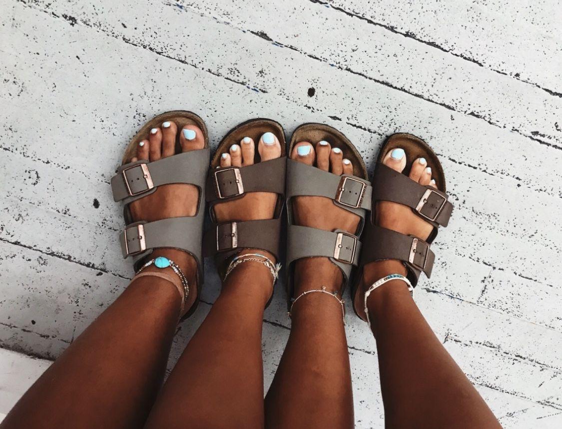 a715b7a87b1 Pin by m a r y ☺ on V Ï B Ë S in 2019   Birkenstock sandals ...