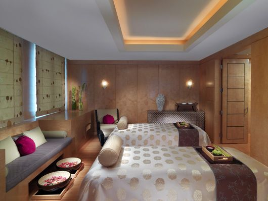 The Spa At Mandarin Oriental Boston Aromatherapy Associates With Images Spa Rooms Spa Interior Boston Spa