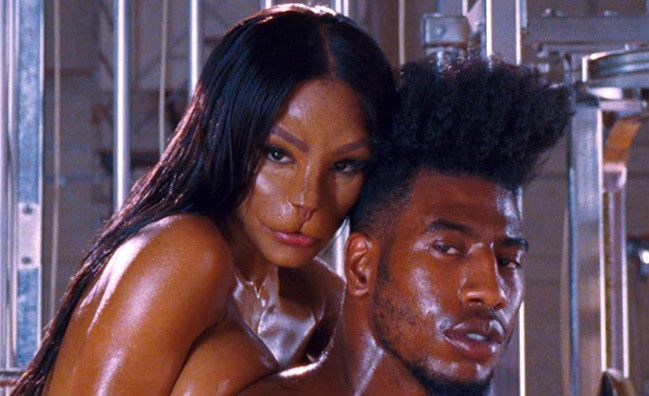 Teyana Taylor Describes How Kanye S Fade Video Set Was Covered In Sheep Sh T Kanye West Fade Fade Music Video Teyana Taylor