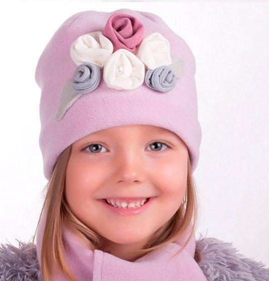 Как сшить шапку из трикотажа для девочек фото 705