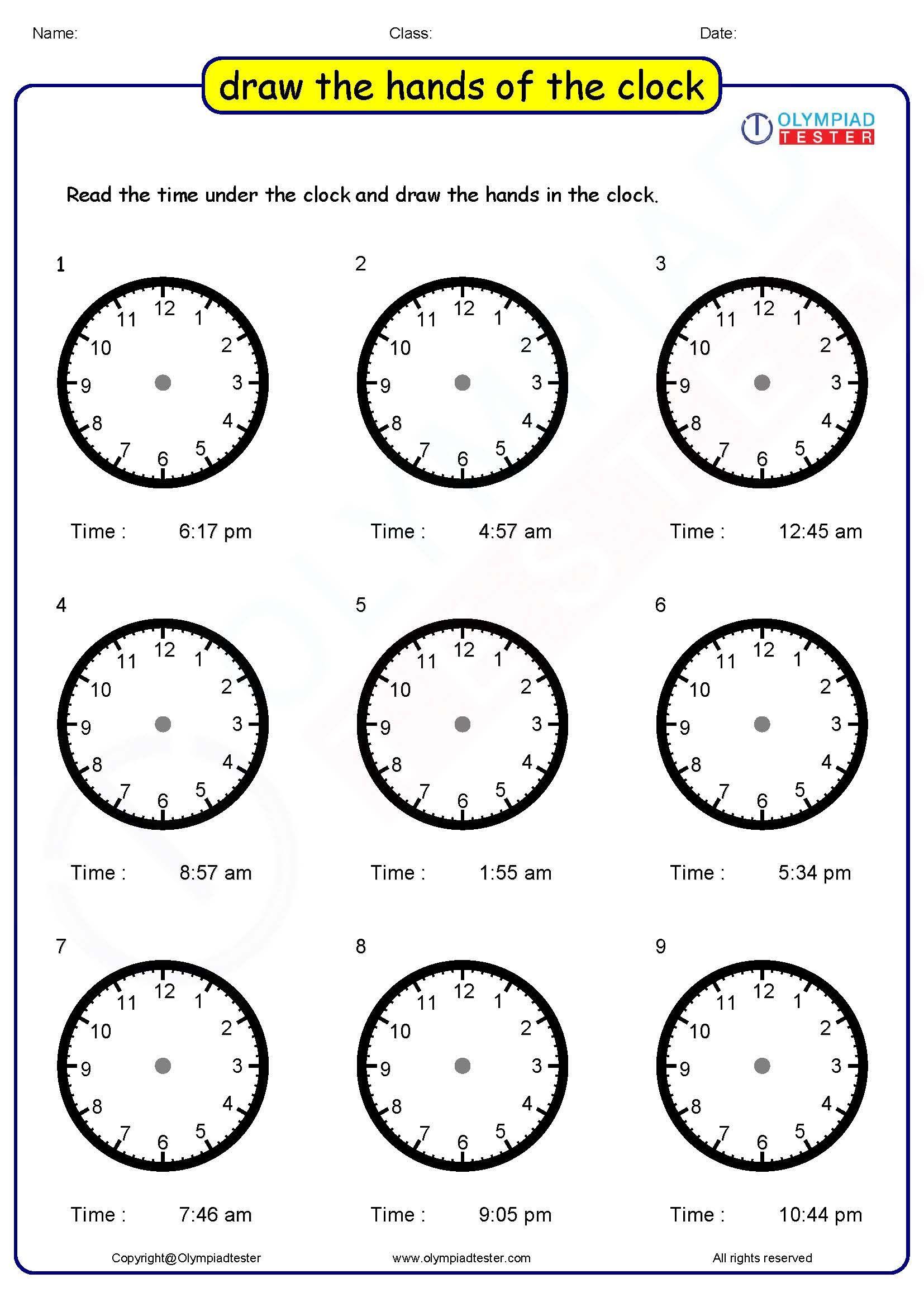 Clock Puzzle 04