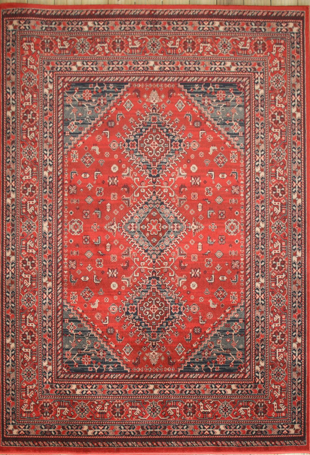 Afghan 7903 200 Red Rug With Images