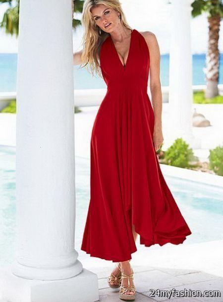 Sun Dresses 2018