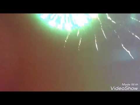 พลุวันแม่แห่งชาติ - YouTube