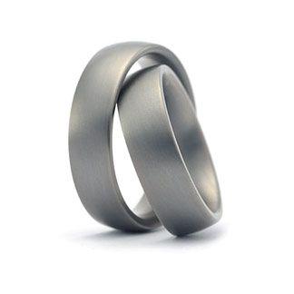 Ringe aus titan