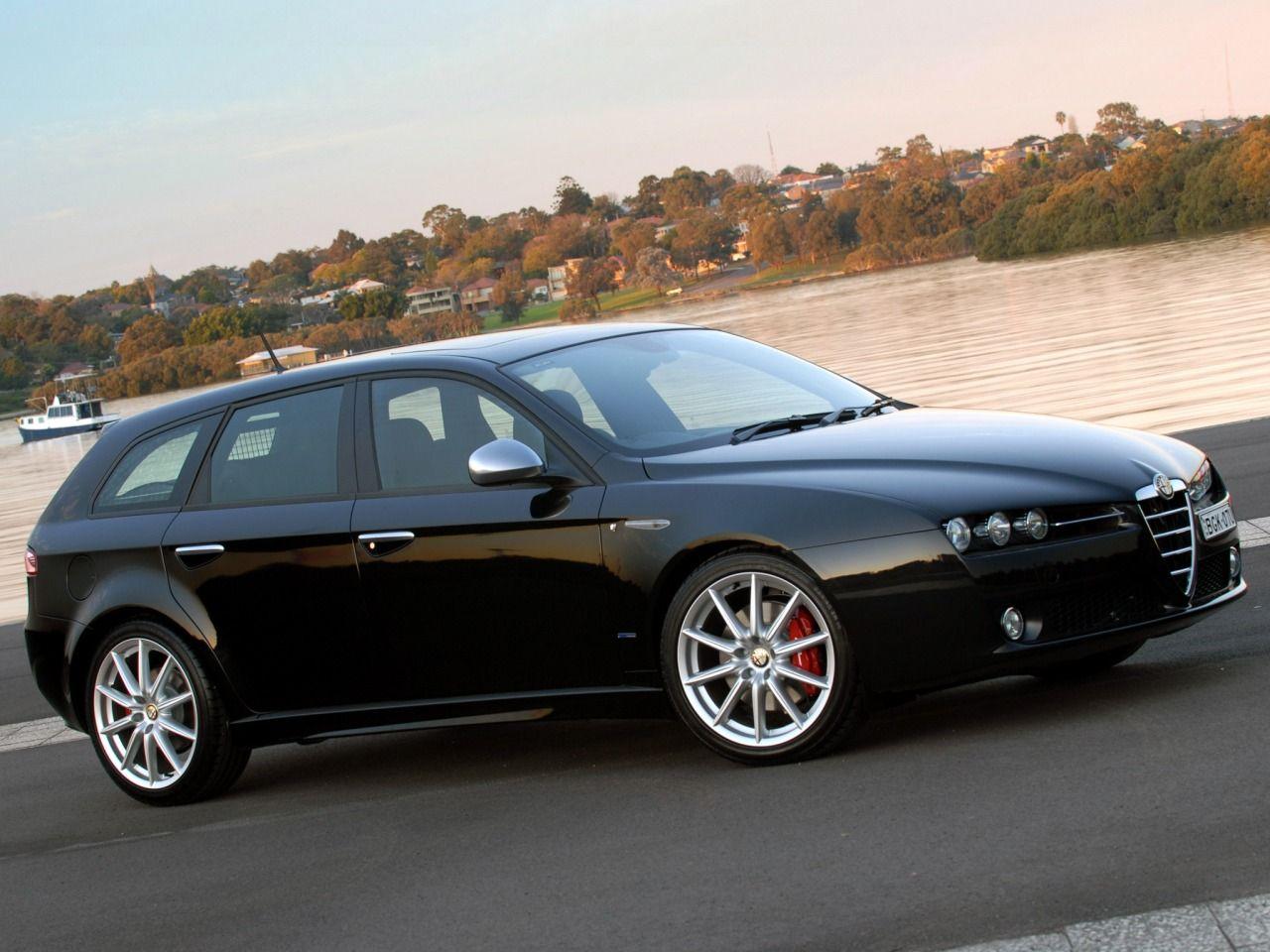 Mostly Cars Mostly Alfas Alfa Romeo 159 Sportwagon Alfa Romeo 159 Alfa Romeo 156