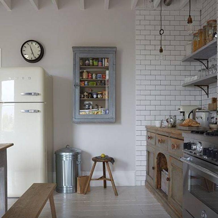 Épinglé par Joanna Desgranges sur Kitchens Pinterest