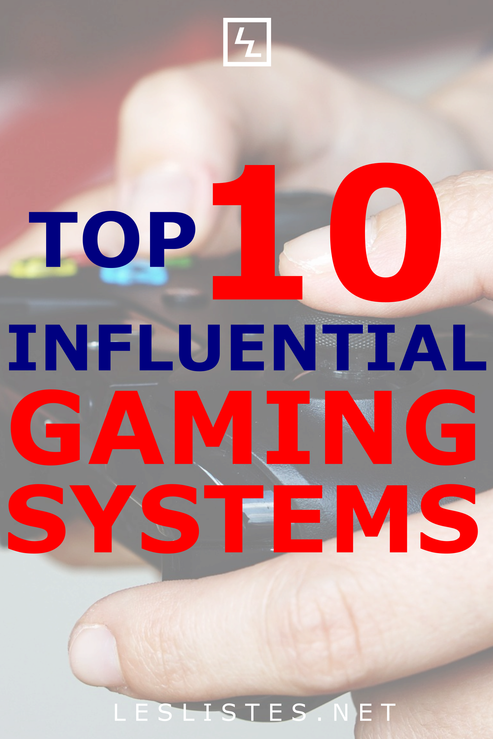 Top 10 Most Influential Gaming Systems 10 things, Games