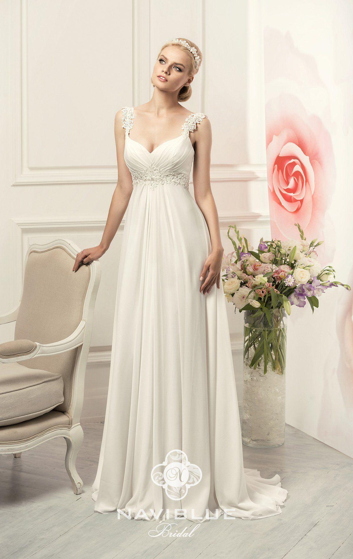 Свадебное платье американской торговой марки Naviblue 14090 ...