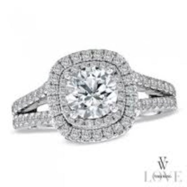 Vera Wang love collection at Zales! Amazing prices & beautiful rings!!!