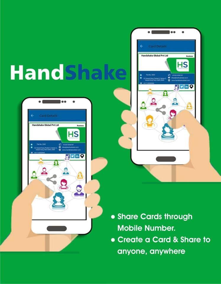 Go Paperless With HandShake, Prepare and Share Smart Digital ...