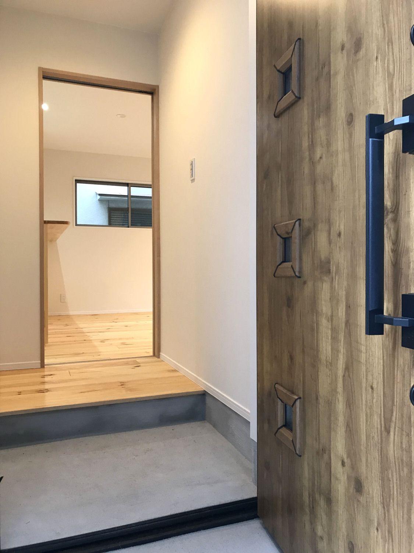 二世代が並んで暮らす家 親世代 平屋 京都で新築 建替えをお考え