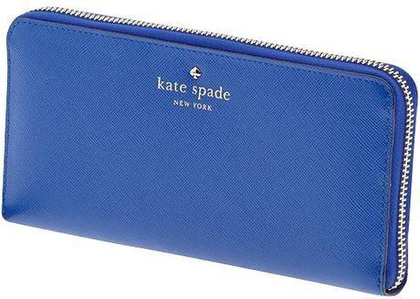 Kate Spade Lacey Royal Blue Wallet Kate Spade Wallet