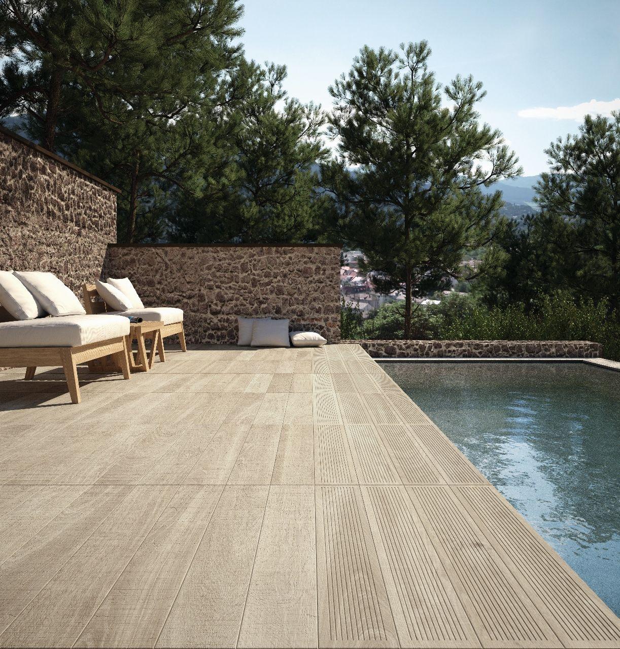 Grespania Amazonia Fresno 15x80 Porcelain Wood Effect Floor Tile