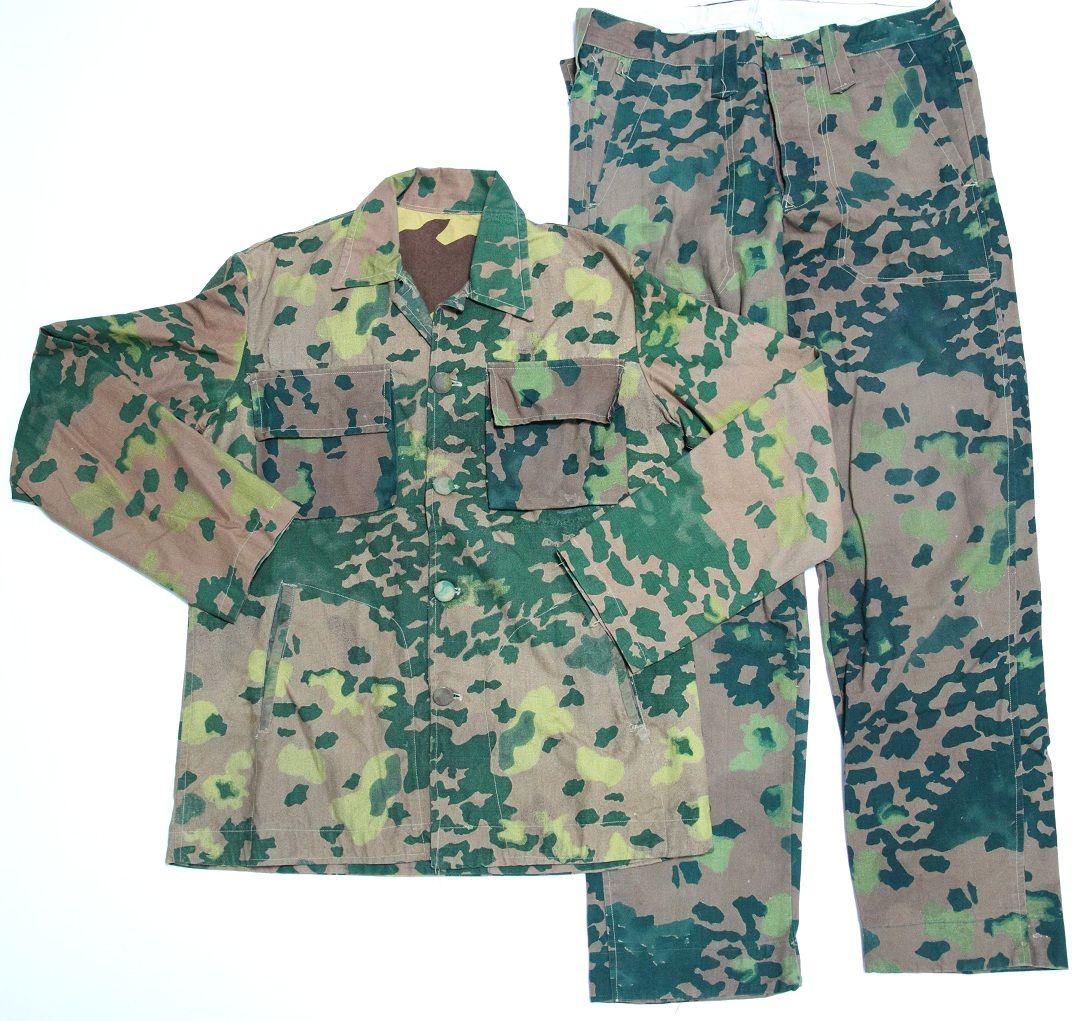 Egyptian Reversible Camo Uniform Type 3