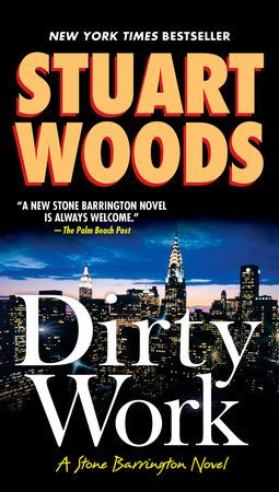 What is the name of stuart woods latest book