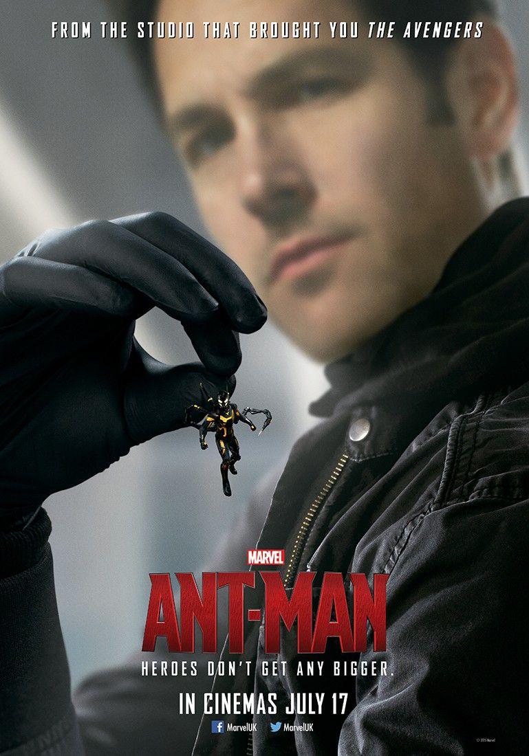 Ant man movie paul rudd