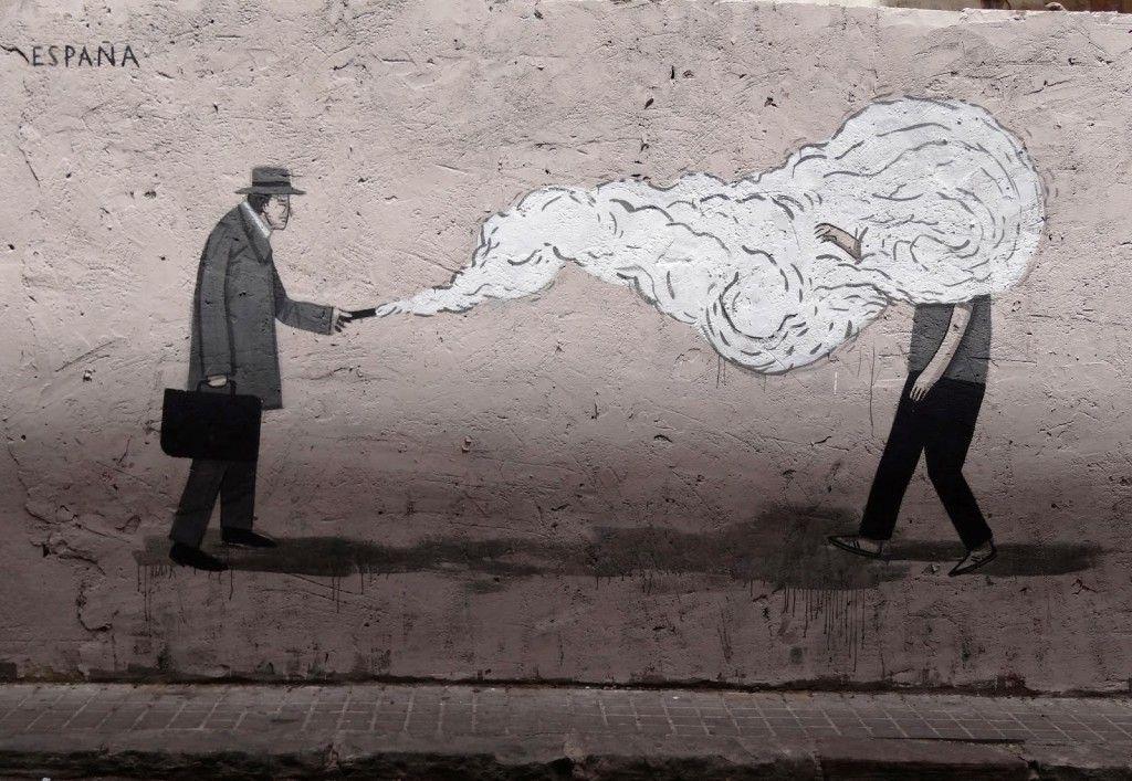 escif streetart (29). Stunning mural art