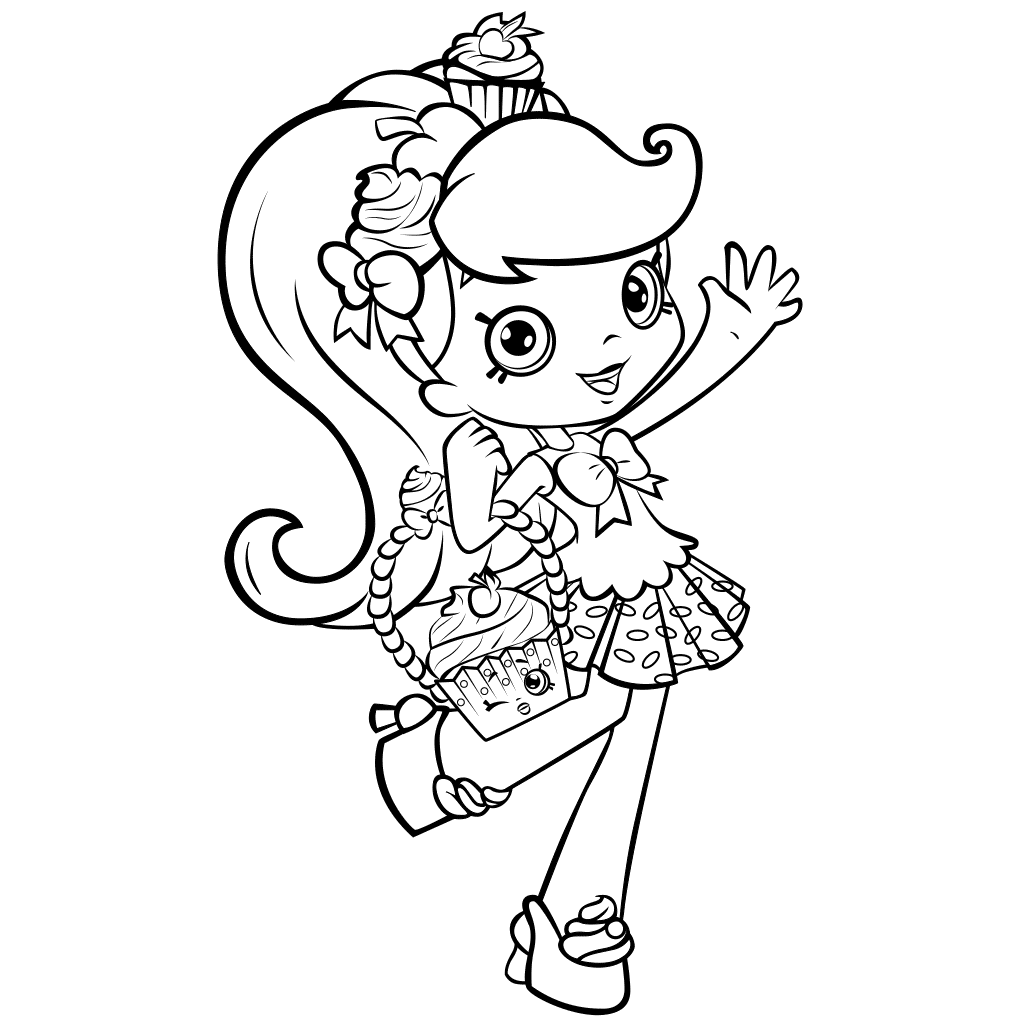 coloring.rocks!  Cute coloring pages, Shopkins colouring pages