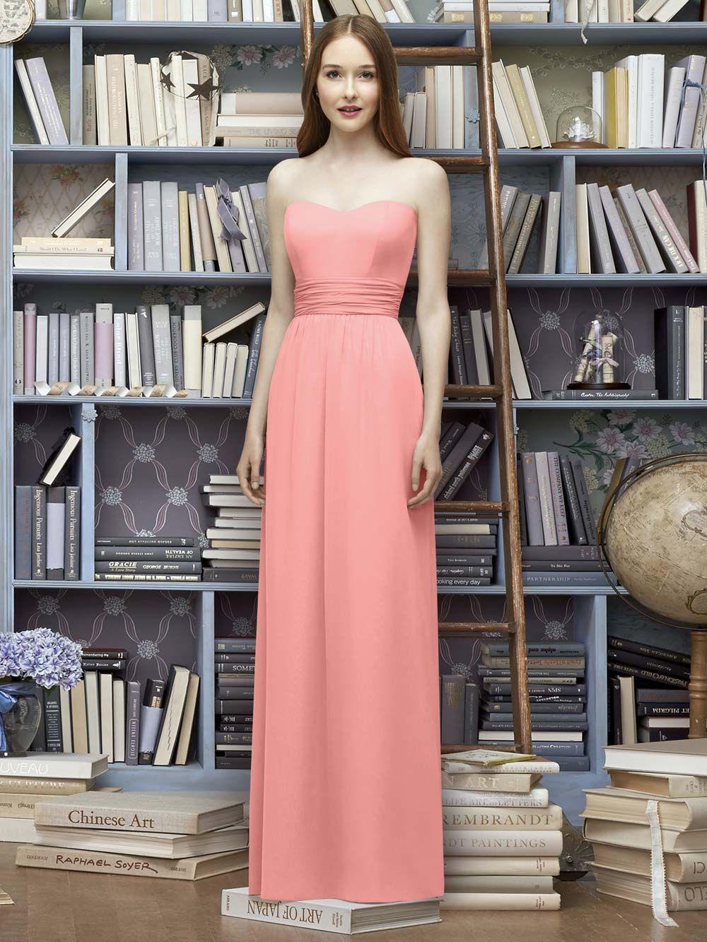 23 Pretty Peach Bridesmaid Dresses | Lela rose, Peach bridesmaid ...