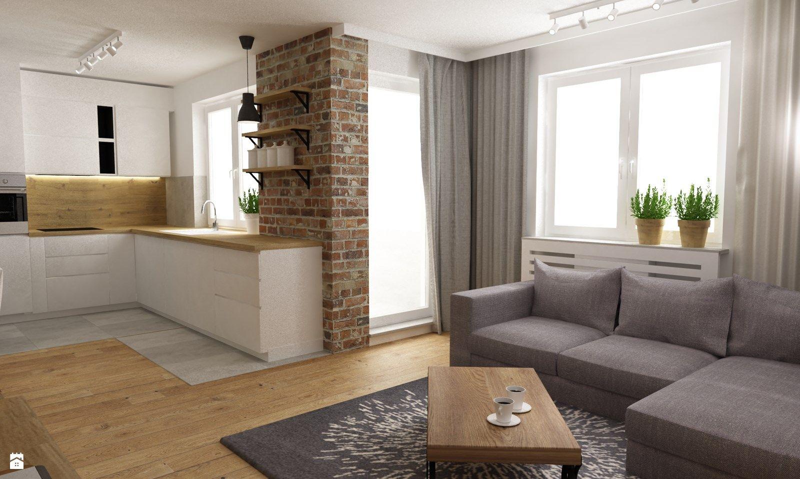 Wystroj Wnetrz Salon Styl Skandynawski Projekty I Aranzacje Najlepszych Designerow Prawdziwe Inspiracje Dla Kazdeg My Home Design Small Living Rooms Home