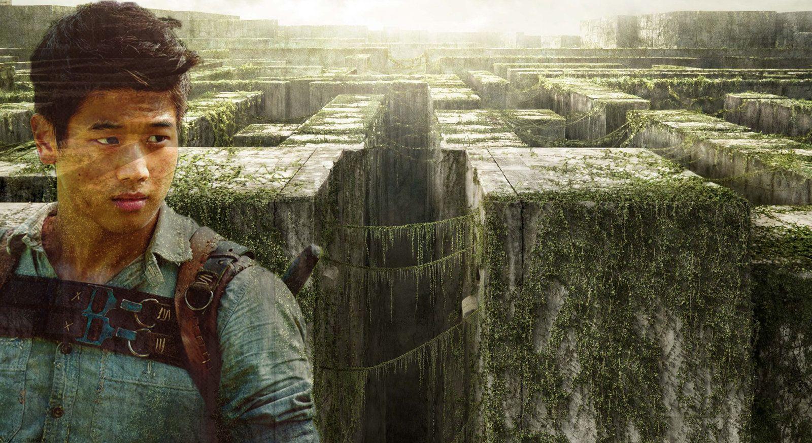 Pin Auf Maze Runner Trilogy