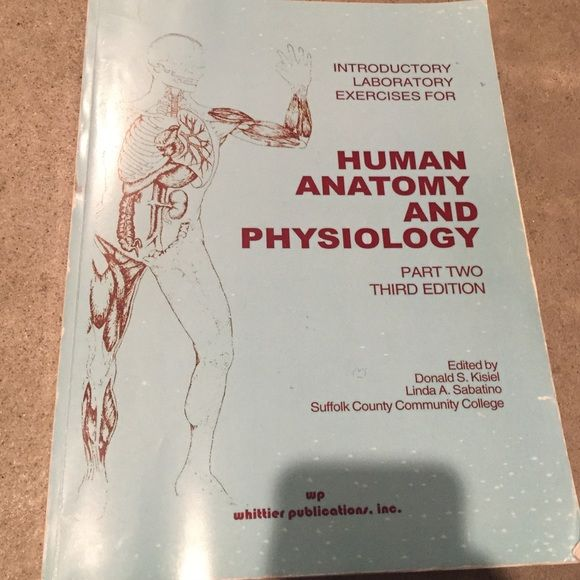 Anatomy and physiology textbook 📚📖   Textbook, Anatomy and ...