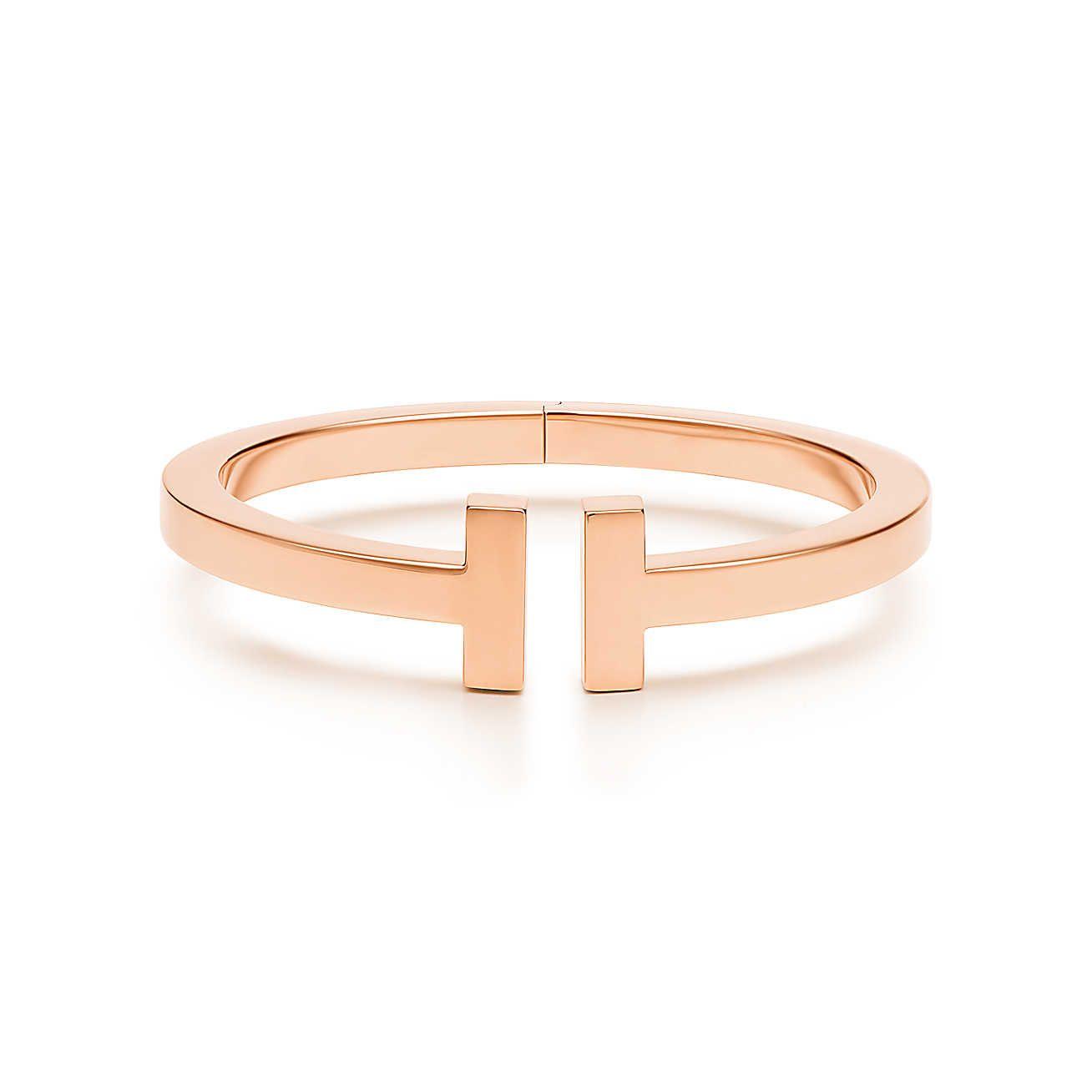 12669143a Square Bracelet   Everrr   Tiffany t, Tiffany bracelets, Silver ...