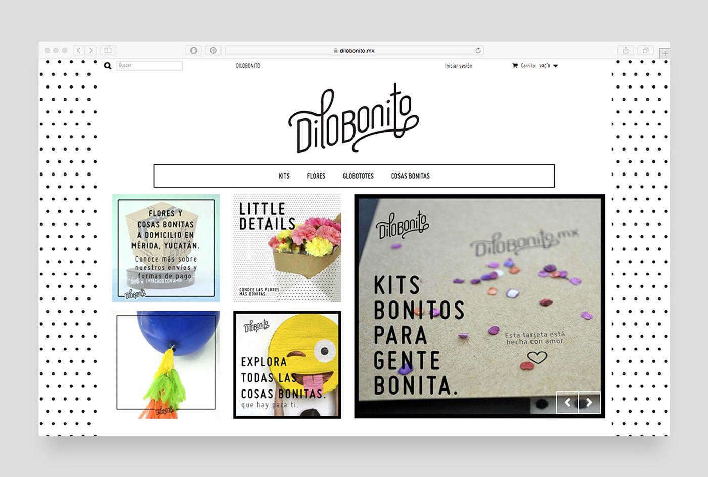 Dilo Bonito on Behance