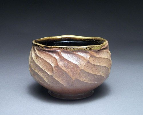 Pottery Video Of The Week A New Twist On A Faceted Bowl Ceramic Arts Network Pottery Videos Pottery Pottery Bowls