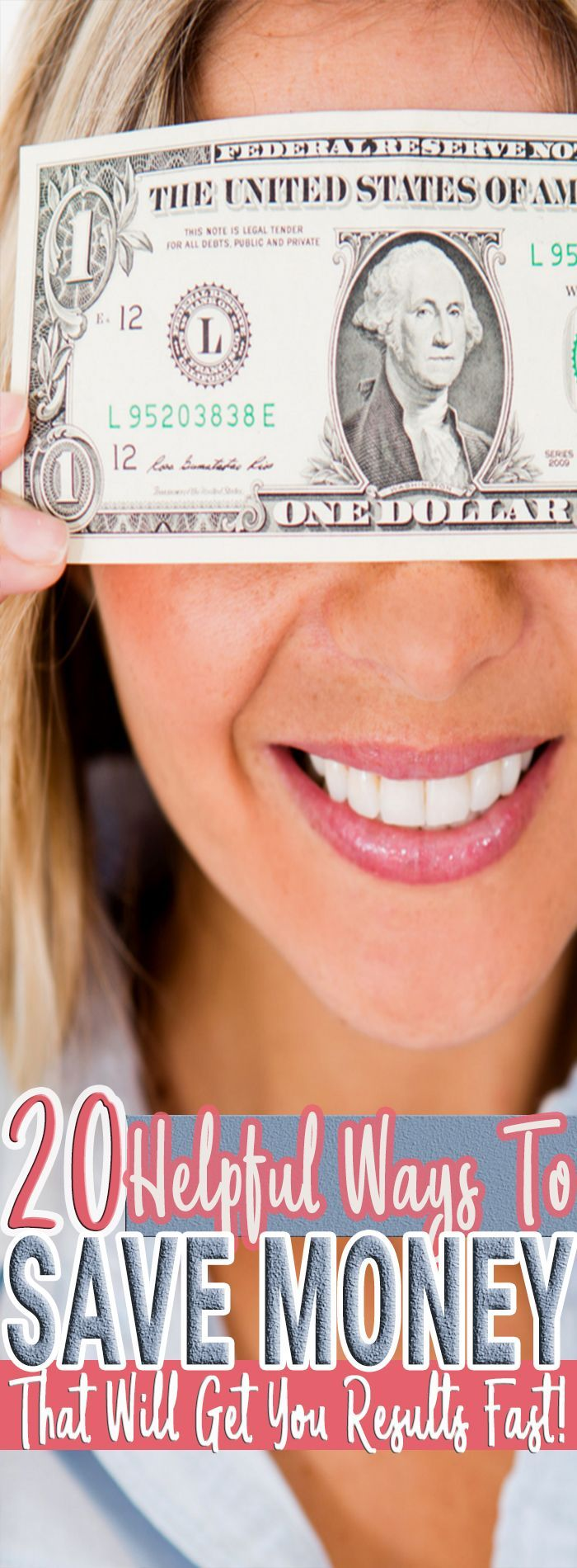 20 Realistic Ways People Save Money and See Results!