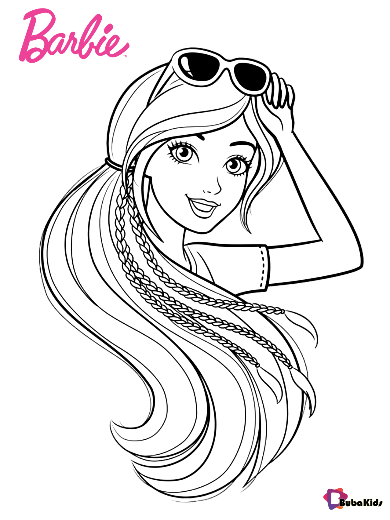 Pin By Rachel Stigler On Coloring Pages Barbie Coloring Pages Barbie Coloring Coloring Pages For Girls