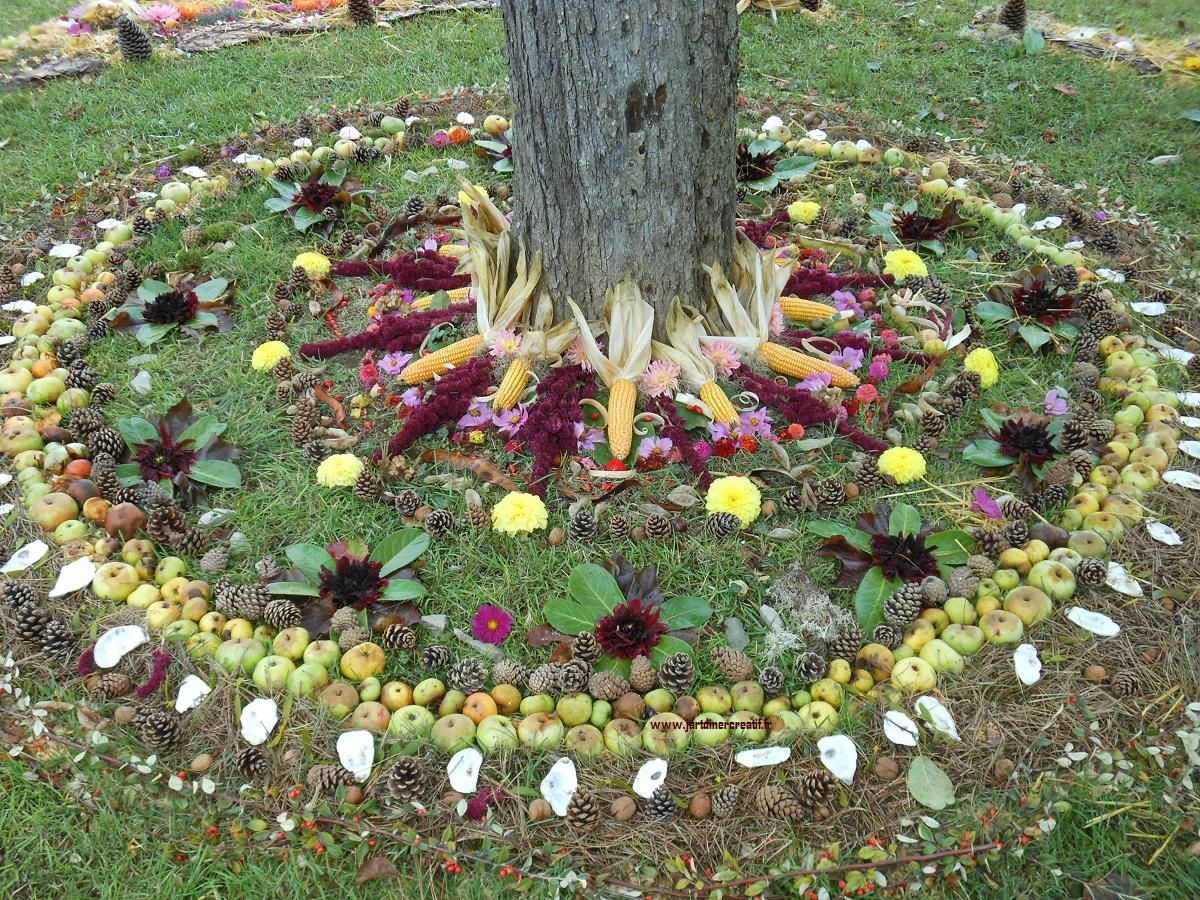 Isabelle henry mandalas in nature pinterest land art mandala and mandalas - Mandala nature ...