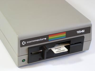 Commodore 1541 Floppy Disk Drive