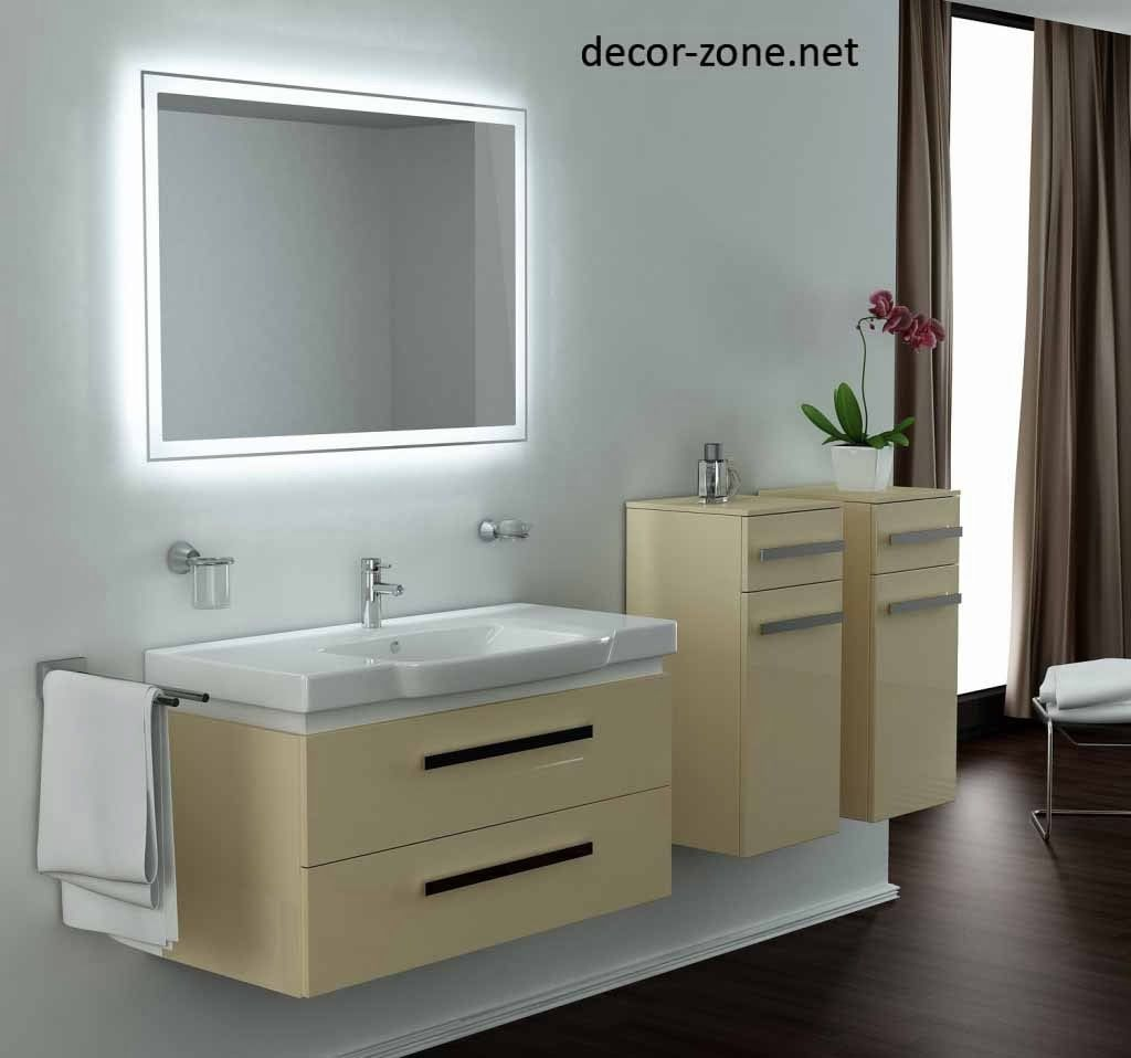Ideas For Bathroom Mirrors And Lights   Great Toilet Notions Make Your Own  Bathroom Captivating And Appealing Using Plan And