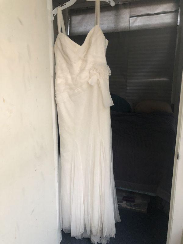 Vera Wang Brautkleid zum Verkauf in Seattle, WA – OfferUp