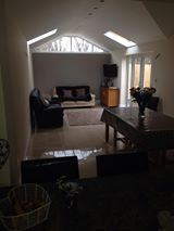 This Is The Finished Interior Of A Gable End Guardian Tiled Conservatory Roof Tiled Conservatory Roof Conservatory Roof Interior