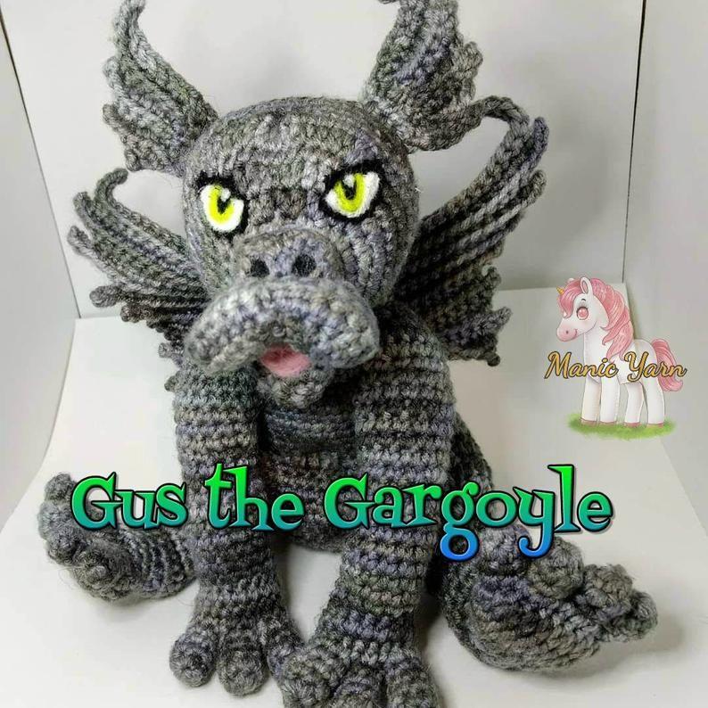 Creepy but cute crochet amigurumi dolls - mallooknits.com | 794x794